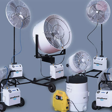 Best selection of quality misting fans